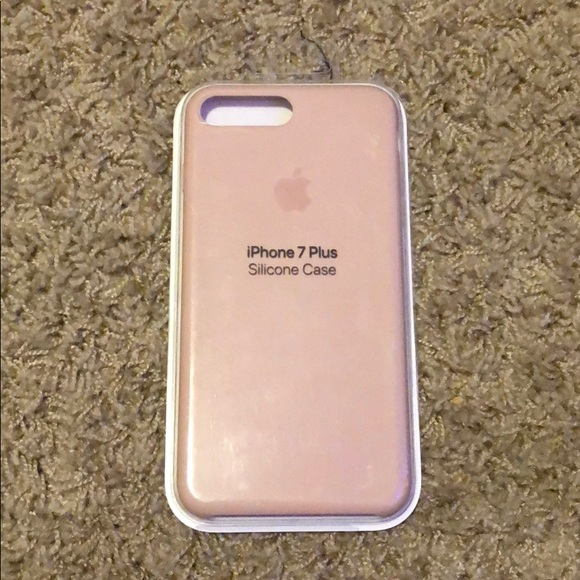 info for 7cb82 ec6a6 Apple silicone pink sands case iPhone 7/8 plus